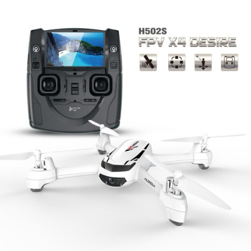 Original Hubsan H502S x4 5.8G FPV Drone RC Quadcopter,limited offer $99.99