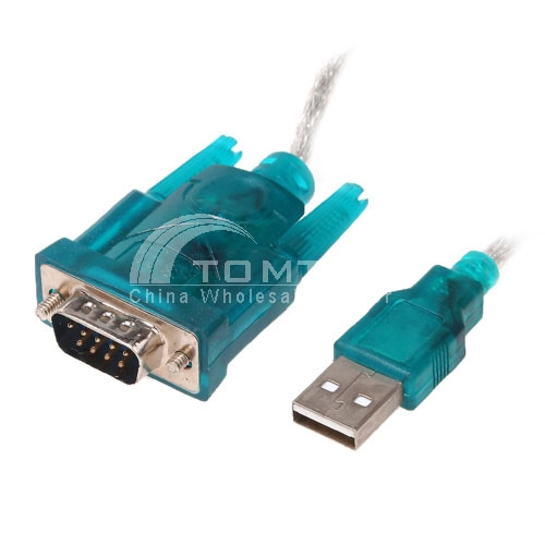 Hardware C265GR USB to RS232 Serial 9Pin DB9 Cable Adapter PC PDA GPS