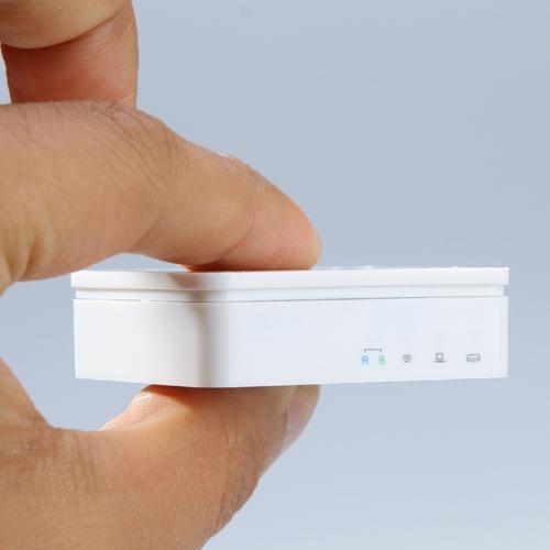 Hardware C1510 Mini WiFi Wireless Router & Bridge 300Mbps