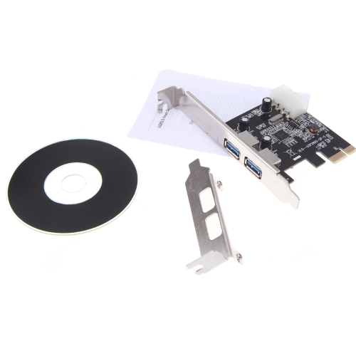 Hardware C1545 SuperSpeed USB 3.0 PCI-E PCI Express