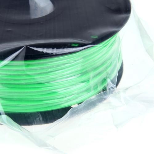 3D Printer Filament 1kg 2.2lb 3mm ABS Plastic for MakerBot RepRap Mendel Green