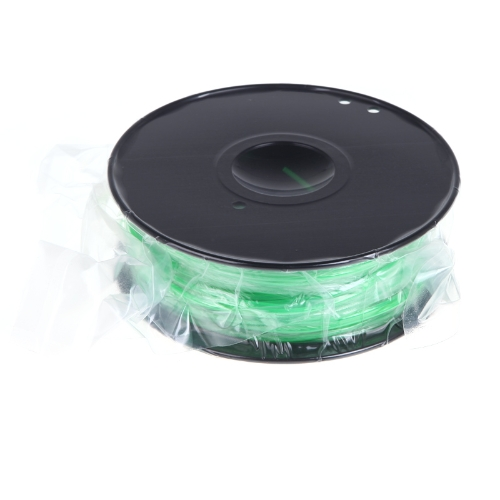3D Printer Filament 1kg-2.2lb 3mm PLA Plastic for MakerBot RepRap Mendel Green
