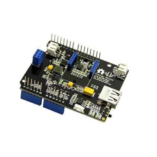 Buy LiPo Battery Based Energy Power Shield Development Conversion Board Arduino JST USB