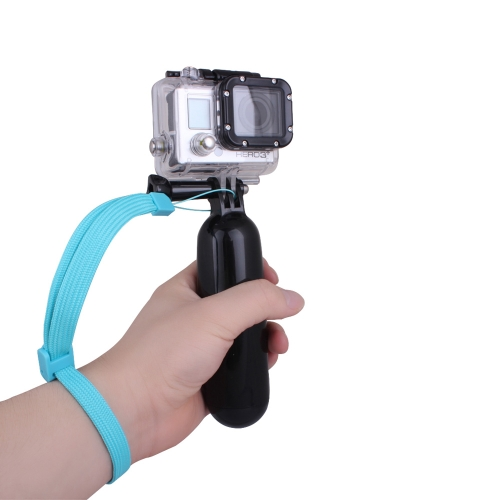 Andoer Floating Hand Grip Handle Mount Accessory for GoPro Hero 1 2 3 3+ 4 Camera Black от Tomtop.com INT