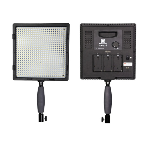 CN-576 Hight CRI 95 Ultra Color LED Video Light Lamp Panel  for DSLR Camera от Tomtop.com INT