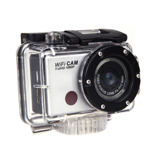 5.0MP HD 1080P Waterproof Wifi Action Sports DV Camera Camcorder IR Remote Control WDV5000
