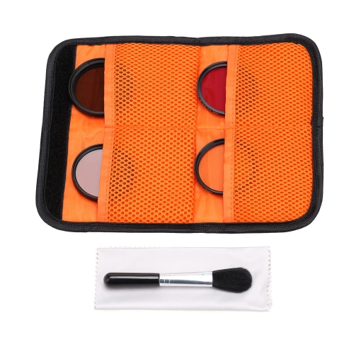 Buy K & F CONCEPT 7-in-1 52mm UV+CPL+FLD+Adjustable ND Filter Lens Kit Pouch Cleaning Cloth Brush Canon EOS 600D 700D Rebel T5i T4i Nikon D5200 D3000 D3100 D3200 DSLR Camera
