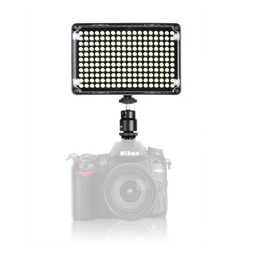 Aputure Amaran AL-H198 Camera LED Video Light CRI95+ Natural Pure Color with Hot Shoe Mount Carrying Bag от Tomtop.com INT