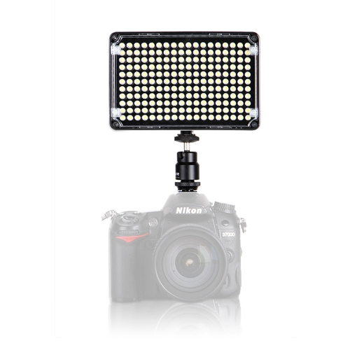 Aputure Amaran AL-H198C Camera LED Light CRI95+ 3200-5500K Temperature Adjustment with Hot Shoe Mount Carrying Bag от Tomtop.com INT