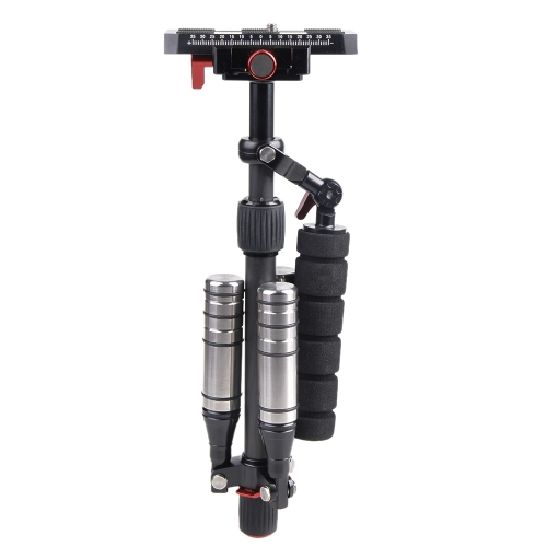 Buy Andoer Adjustable Plate Carbon Fiber Professional Photography Stabilizer Monopod Camcorder DV Video Camera DSLR