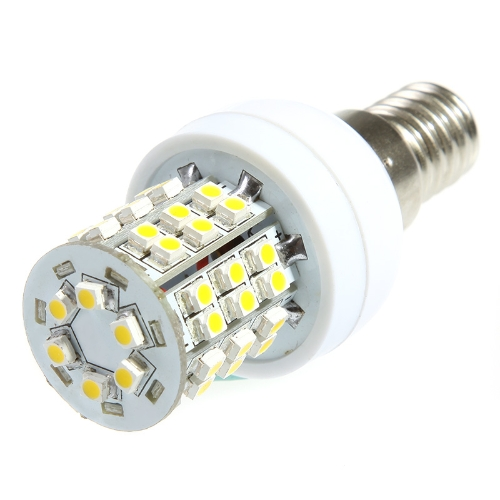 LED Corn Light Bulb 48 3528 SMD 3W E14 Warm White 220V