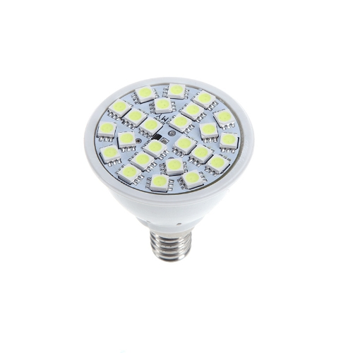 E14 5W 24SMD 5050 LED Light Bulb Lamp Spotlight White 220V Energy Saving от Tomtop.com INT