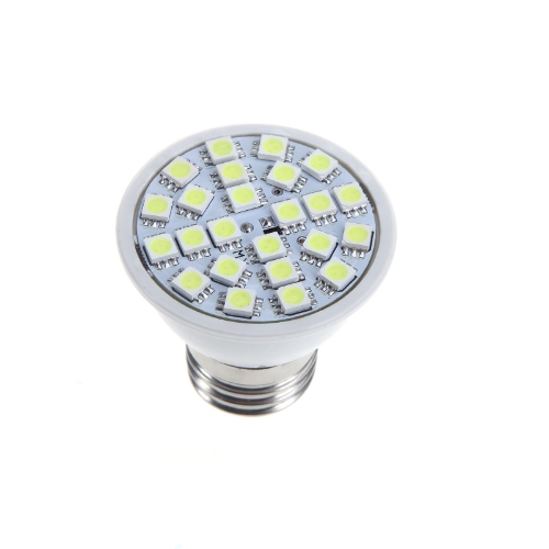 E27 5W 24SMD 5050 LED Light Bulb Lamp Spotlight White 220V Energy Saving от Tomtop.com INT