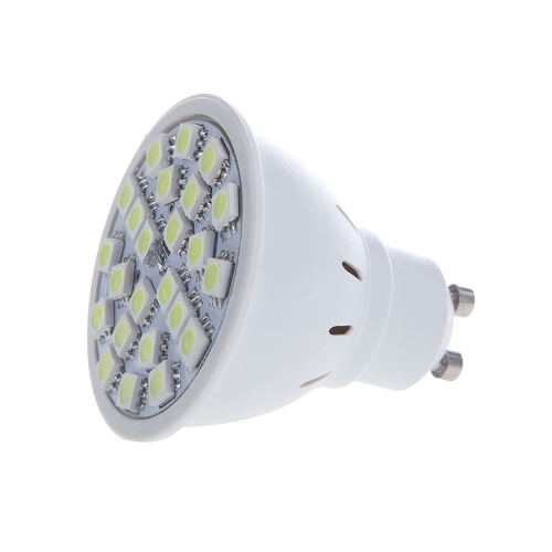 GU10 5W 24SMD 5050 LED Light Bulb Lamp Spotlight White 220V Energy Saving от Tomtop.com INT