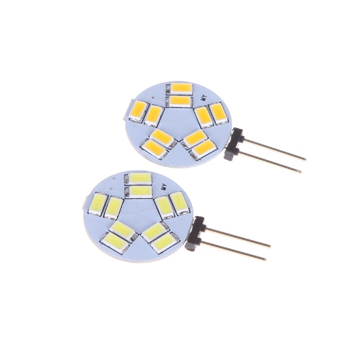 G4 10 5630SMD LED Cabinet Light Home Car Marine Boat Lamp Bulb 12V White от Tomtop.com INT