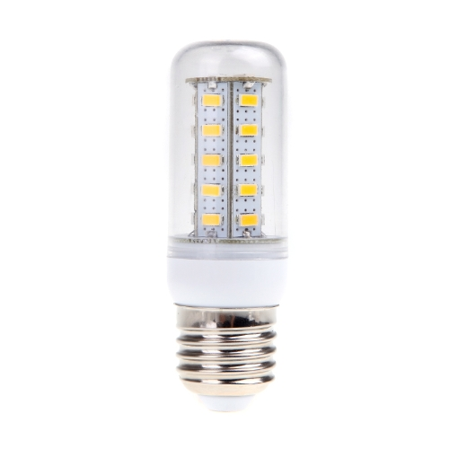 Lixada 220V E27 13W 36 5730 SMD LED Corn Light Bulb Lamp Warm White Light от Tomtop.com INT