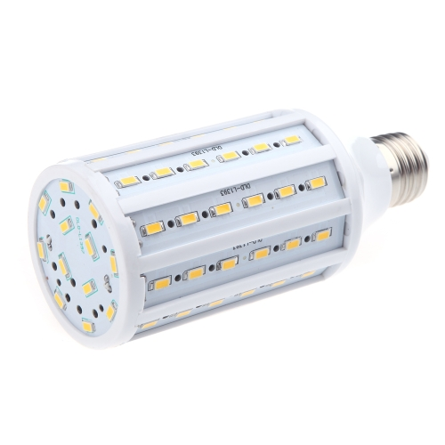 E27 220V LED Corn Lamp Bulb Light 5730 SMD 15W 72 LEDs Energy Saving Warm White