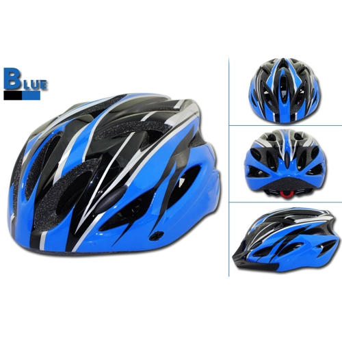 18 Vents Ultralight Integrally-molded Sports Cycling Helmet with Visor Mountain Bike Bicycle Adult от Tomtop.com INT