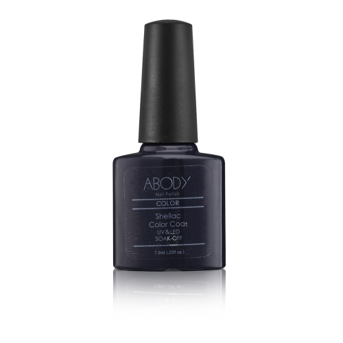 Abody 73ml Soak Off Nail Gel Polish Nail Art Professional Shellac Lacquer Manicure UV Lamp  LED 73 Colors 40531