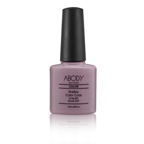 Abody 73ml Soak Off Nail Gel Polish Nail Art Professional Shellac Lacquer Manicure UV Lamp  LED 73 Colors 09859