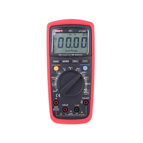 Buy UNI-T UT139C High Performance True RMS Digital Multimeters Electrical Maintenance Repairing