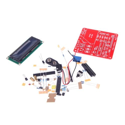 Buy DIY Kit Capacitance LCD Multi-meter Inductor Capacitor ESR Inductance Resistor M328 Transistor Tester