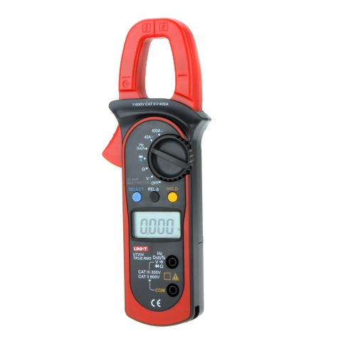 Buy UNI-T UT204 True RMS Auto Range 400-600A Digital Clamp Meters Frequency Test