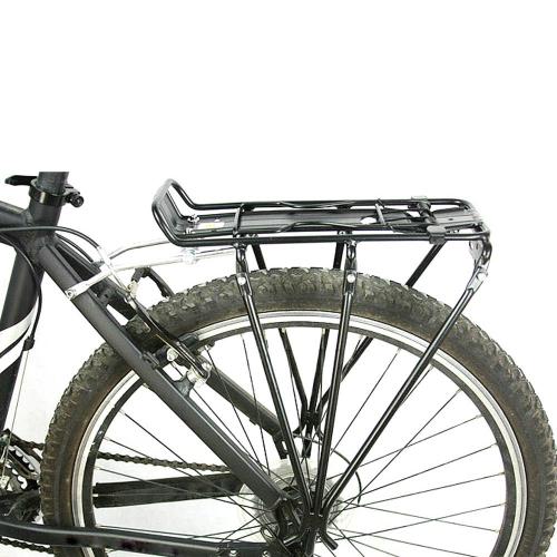 Buy Cycling MTB Bicycle Carrier Rear Luggage Rack Shelf Bracket Aluminum Alloy Disc Brake/V-brake Bike