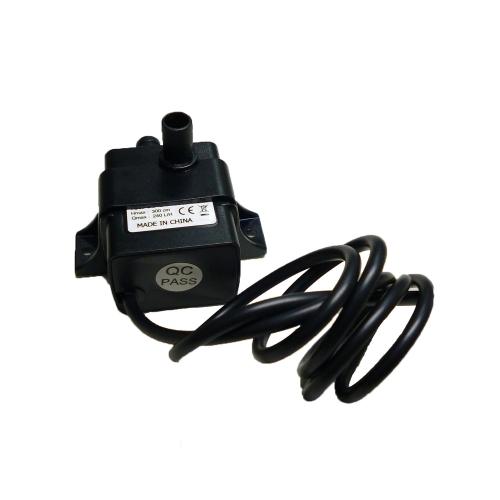 Buy Ultra-quiet Mini DC12V Micro Brushless Water Oil Pump Waterproof Submersible Fountain Aquarium Circulating 240L/H 5W Lift 3M 0~60u2103
