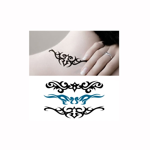 Tattoo Sticker Totem Patterns Waterproof Temporary Tattooing Paper Body Art от Tomtop.com INT