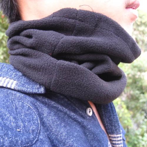 Multifunction Outdoor Polar Fleece Thermal Scarf Face Muffler Neck Gaiter Warmer Head Wrap Winter Hat Unisex