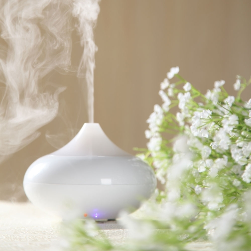 Buy Ultrasonic Air Humidifier Aroma Oil Diffuser Ionizer Generator Aromatherapy Office Purifier Mist Maker 12W