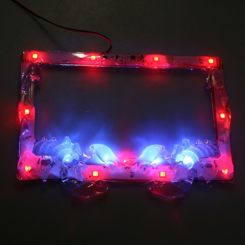 Motorcycle LED License Frame от Tomtop.com INT
