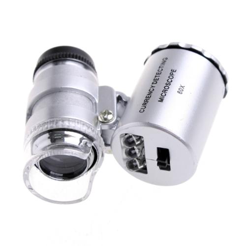 Buy 60X Magnifier LED UV