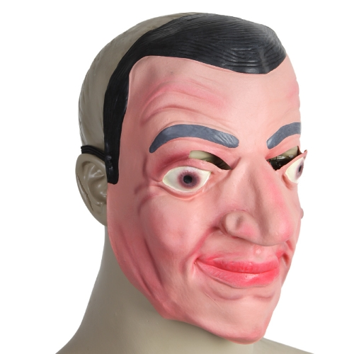 Home Décor H9036 Mr Bean Mask for Halloween
