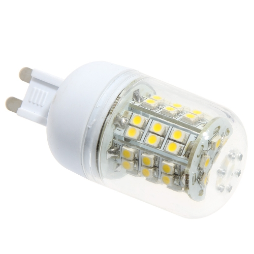 LED Corn Light Bulb 48 3528 SMD 3W G9 Warm White 220V