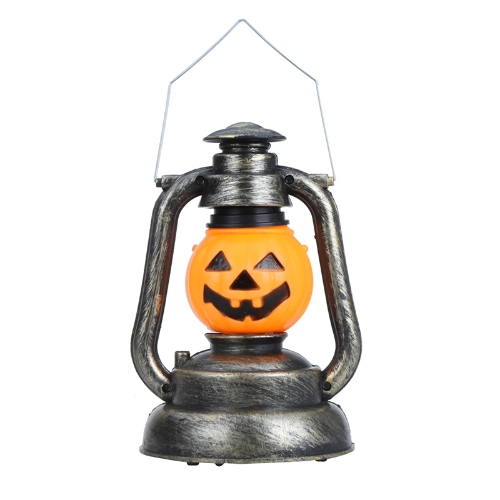 Buy Halloween Decoration Pumpkin Hand Lamp Lantern Light Ghosty Laughter