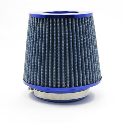 "Universal Auto Car Air Filter Cold Air Intake 3"" 76-88-100mm Round Tapered"