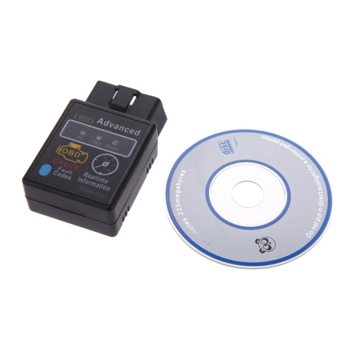 Buy OBD Mini Bluetooth V2.1 OBDII OBD2 Protocols Car Diagnostic Scanner Tool Works Android Symbian Windows
