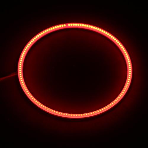Buy 1 Pair COB Car LED Angel Eyes Headlight Halo Ring 120(MM) Motorcycle