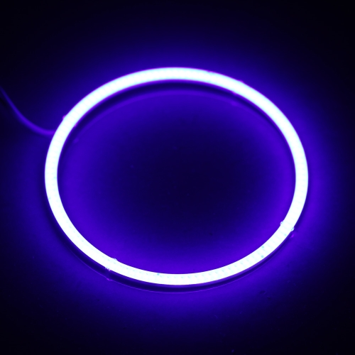 Buy 1 Pair COB Car LED Angel Eyes Headlight Halo Ring 100(MM) Motorcycle