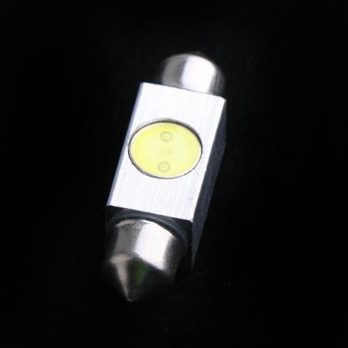 Buy 1 High Power 1W 36mm White LED Car Interior Dome Festoon Light Lamp