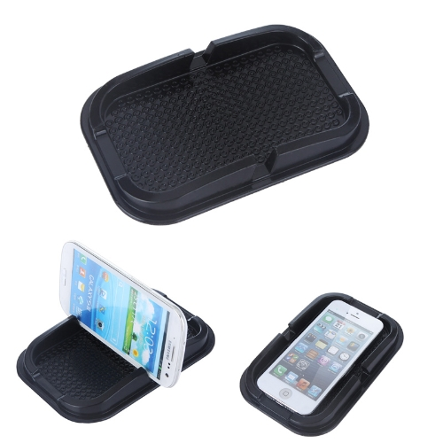 Buy Silica Gel Anti-Slip Car Dashboard Non-slip Mat Magic Sticky Pad Phone PDA mp3/4 Black