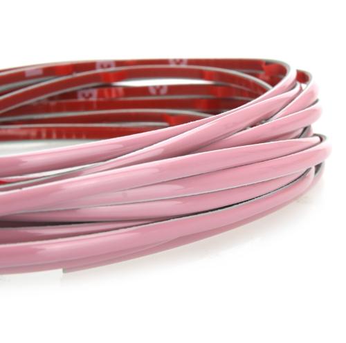 Buy 5M Auto Decoration Sticker Thread Car Interior Exterior Body Modify Decal Pink