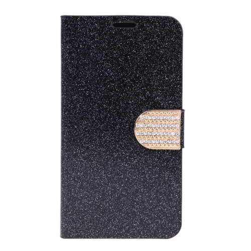 Buy Magnetic Wallet Case Flip Leather Stand Cover Card Holder Samsung Galaxy S5 i9600 Black