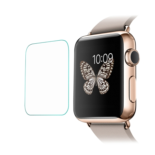 Buy Link Dream 0.2mm 9H Tempered Glass Screen Protector Protection Film Guard Anti-shatter Apple Watch 38mm