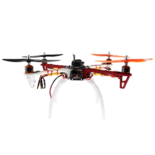 Buy F450 Quadcopter Multirotor Kit Frame / Heighten Broaden Landing Gear Skids RC Part