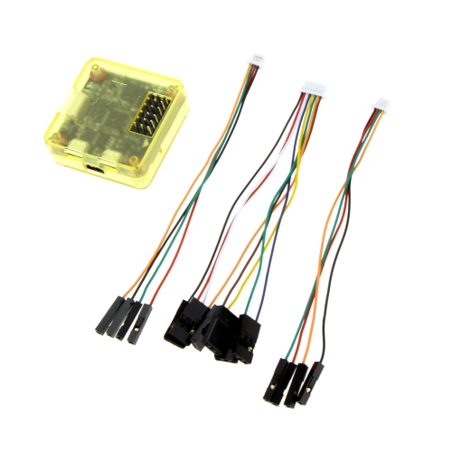 Openpilot CC3D Open Source Flight Controller 32 Bits Processor for QAV250 DJI F330 400 FPV Quadcopter от Tomtop.com INT