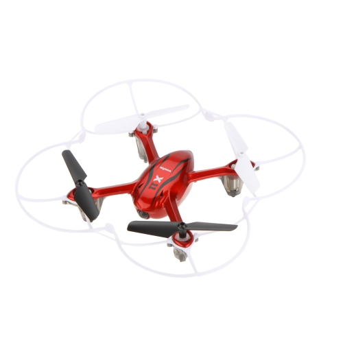 Syma X11 2.4G 4CH Mini Biomimetic Design 6-axis Gyro RC 360 Degree Quadcopter w/ Propeller protector от Tomtop.com INT