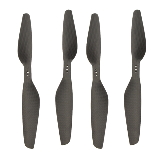 Buy 2 Pairs New High Performance 1137 11*3.7 3-Hole Carbon Fiber Propeller Prop CW/CCW DJI F450 F550 650/680/690 T-Motor Multirotor Quadcopter